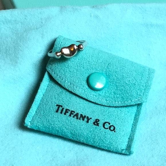 465a258c5 Tiffany & Co. Jewelry   Tiffany Co Elsa Peretti Bean Ring   Poshmark